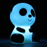Mini LED Panda Night Light 9