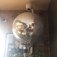 Mirror Ball Hanging Bracket & Stand 6