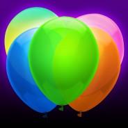 UV Neon Balloons 1