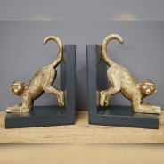 Monkey Book Ends 2
