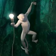 Seletti Monkey Lamps 4 Hanging Monkey (3)