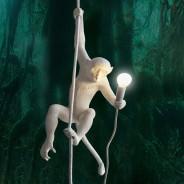 Seletti Monkey Lamps 5 Rope Monkey (4)