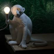 Seletti Monkey Lamps 2 Sitting Monkey (1)