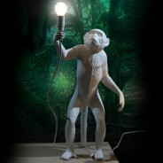 Seletti Monkey Lamps 3 Standing Monkey (2)