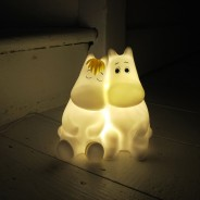 Moomin & Snorkmaiden LED Lamp 2