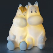 Moomin & Snorkmaiden LED Lamp 3