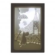 """Moomin Shadow Box """"Umbrella"""" 2"""