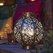 Morocco Globe Lantern 2 Medium (26cm)