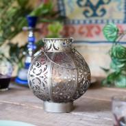 Morocco Globe Lantern 3 Small (19cm)