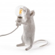 Seletti Mouse Lamp 7 Standing