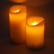 Moving Flame Candle 1