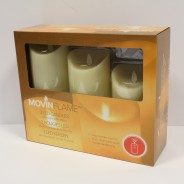 Moving Flame Candles (3 Pack) 4