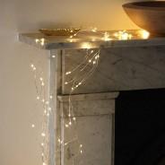 Multi String Waterfall Fairy Lights 2