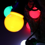 Multi Coloured Connectable Festoon Lights 2