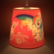 My Little Pony Lampshade 2