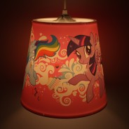 My Little Pony Lampshade 3
