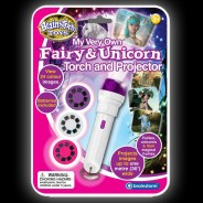 My Very Own Fairy and Unicorn Projector Torch 1