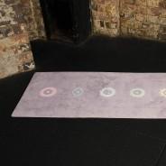 Myga Vegan Suede Yoga Mat - Chakra 2
