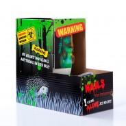 Solar Zombie Nails The Hedgehog 11