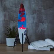 NASA Rocket Lava Lamp 2