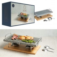 Marble Hot Stone Grill by Artesa 1