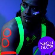 UV Face Paint - Neon Body Paint Wholesale 4
