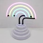 Neon Rainbow Light - USB or B/O 2