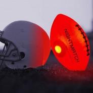 Night Match Light Up LED American Football - Size 6 2