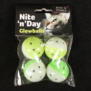 Nite n Day Glowballs for Cats 3