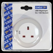 Plug Through Night Light 6