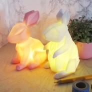 Mini USB/Battery Origami Animal Light 1