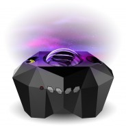 Northern Lights Aurora Moon & Star Projector and Speaker 6