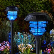 Nova Bluetooth Solar Stake Light 4
