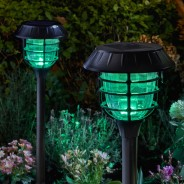 Nova Bluetooth Solar Stake Light 3