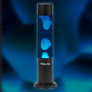 Nova Lava Lamp Blue 1