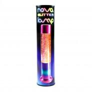 Nova Rainbow Glitter Lamp 2