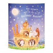 Nursery Rhyme Starlight LED Lantern 3 Noah's Ark