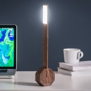 Gingko Octagon One Rechargeable Desk Light 7