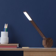Gingko Octagon One Rechargeable Desk Light 3