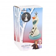Frozen II Olaf LED Lamp 4