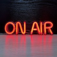 On Air Neon Sign 1
