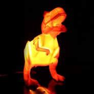 Origami Lamp Dinosaur 2