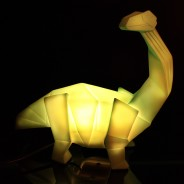 Origami Lamp Dinosaur 3