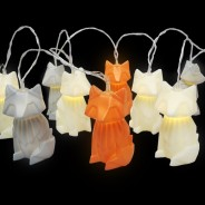 Origami Fox Fairy Lights 2