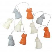 Origami Fox Fairy Lights 3
