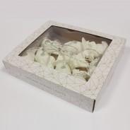 Origami String Lights White Dinosaur 3
