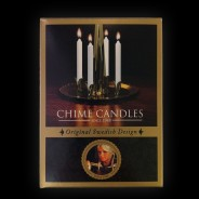 Angel Chimes Candles 2