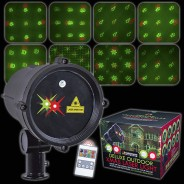 Outdoor Christmas Laser with Remote Control 1