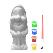 Paint Your Own Garden Gnome 1