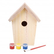 Paint your Own Birdhouse 5